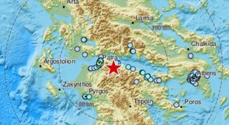 Potres magnitude 4,8 u Grčkoj