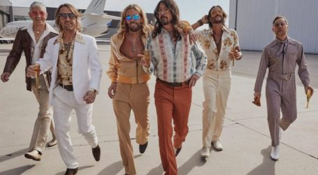 Foo Fightersi snimili disco album pod imenom The Dee Gees
