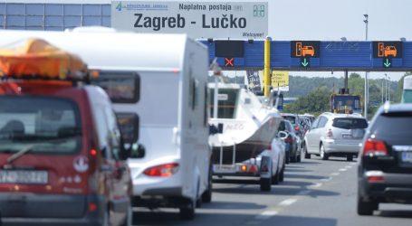 HAK: Vremenski uvjeti povoljni za vožnju