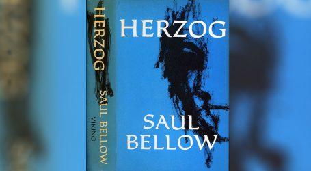 Saul Bellow autor je 13 romana, u 'Herzogu' je isprepleo realan život i filozofiju