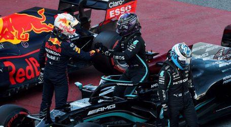 Max Verstappen najbrži na prvom treningu VN Azerbajdžana