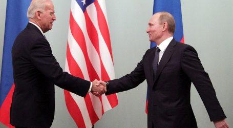 Biden se s Putinom sastaje za četiri dana u Švicarskoj, obratit će se novinarima