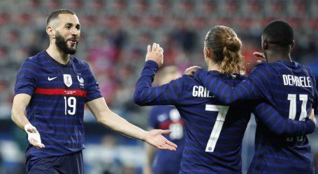 Francuska bez Ousmanea Dembelea do kraja prvenstva
