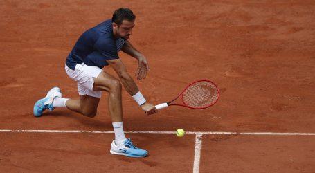 Roger Federer pobijedio Marina Čilića u drugom kolu Roland Garossa