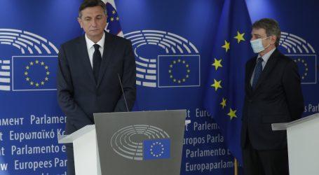 Pahor: U Sloveniji nema političke krize, izbori ne bi ništa riješili