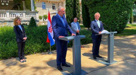 "Ministri: ""Covid putovnice olakšat će prelazak hrvatsko-slovenske granice"""