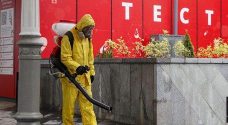 Porast zaraženih u Moskvi, gradonačelnik uveo neradne dane