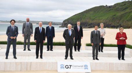 Trećeg, posljednjeg dana samita G7 lideri će imati fokus na klimu