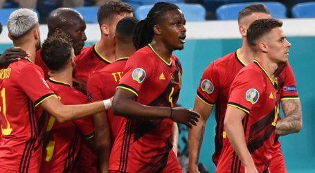 Belgija uz dva pogotka Lukakua i jedan Meuniera stigla do uvjerljivog slavlja nad Rusijom u Sankt Petersburgu