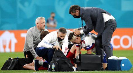 Za braniča belgijske reprezentacije Timothyja Castagnea prvenstvo gotovo