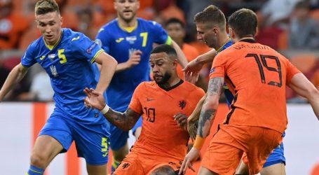 'Eurogol' Jarmolenka, pet pogodaka u drugom poluvremenu; Nizozemska u odličnoj utakmici svladala Ukrajinu
