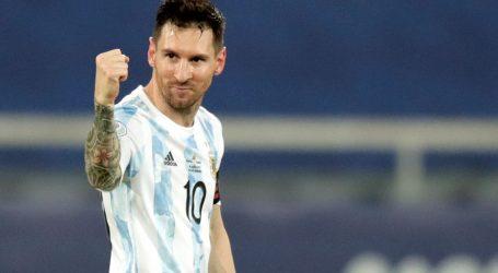 Copa America: Messi s dva gola i asistencijom odveo Argentinu do pobjede nad Bolivijom