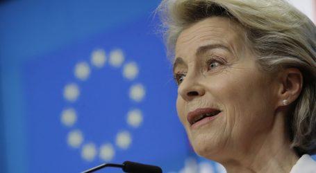 "Ursula von der Leyen 'sramotnim' nazvala mađarski zakon: ""Jasno diskriminira ljude"""