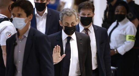 Tužiteljstvo zatražilo šest mjeseci zatvora za bivšeg francuskog predsjednika Nicolasa Sarkozyja