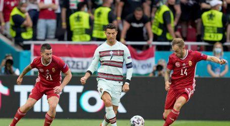 Portugal golovima u završnici utakmice slavio protiv Mađarske