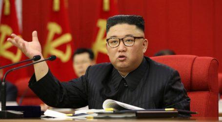 Sjevernokorejski vođa kaže da je situacija u zemlji napeta i da ljudi nemaju što jesti