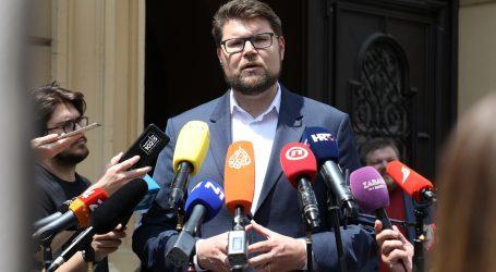 """Grbin: """"Poštujemo Povjerenstvo, ali postupak protiv Tomaševića nije u njegovoj ovlasti"""""""