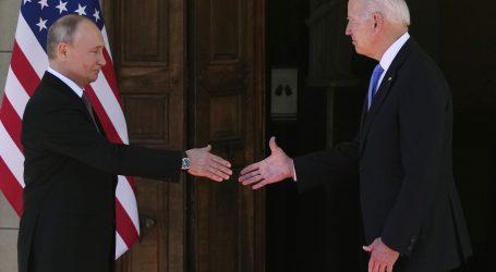 """Biden: Putin """"ne želi hladni rat"""" sa SAD-om"""