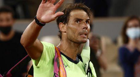 Nedovoljno vremena za odmor: Rafael Nadal neće nastupiti na Wimbledonu i Olimpijskim igrama