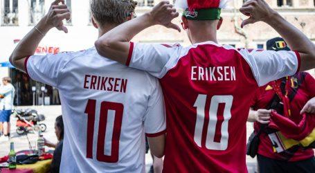 Dobre vijesti iz Kopenhagena: Christian Eriksen pušten iz bolnice