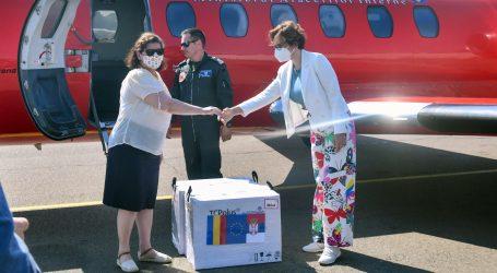 Rumunjska kroz Mehanizam EU-a donirala Srbiji 50.400 doza cjepiva AstraZeneca