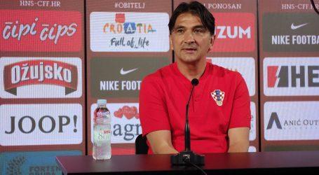 """Dalić: """"Ovo nije Hrvatska kakvu sam zamišljao, ne igramo dobro i svi su nas otpisali, ali imamo još jednu šansu"""""""