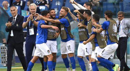 Italija slavljem protiv Walesa osigurala put u London, Švicarci svladali Turke i čekaju rasplet ostalih skupina