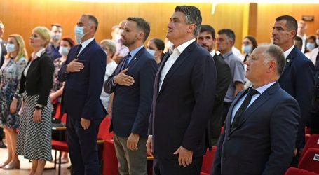 """Milanović: """"Ne iskoristimo li EU fondove, opet smo u tvorevini na koju nemamo utjecaja"""""""