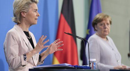 """Merkel: """"Žao mi je što do sada nismo postigli zajednički stav država članica o pravilima putovanja"""""""