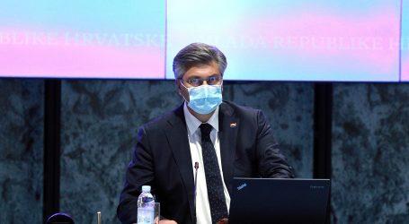 """Plenković: """"Za harmonično funkcioniranje Bosne i Hercegovine dobro je da se sva tri konstitutivna naroda i drugi građani dobro osjećaju"""""""