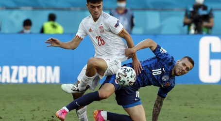 Hrvatska će u osmini finala Europskog prvenstva igrati sa Španjolskom