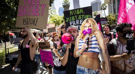 """Traumatizirana Britney Spears na sudu: """"Želim nazad svoj život! Nisam ovdje da bih bila nečiji rob"""""""
