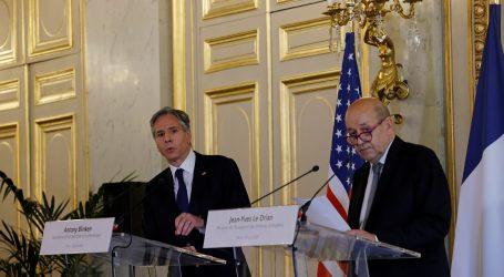 SAD i Francuska vrše pritisak na novog iranskog predsjednika