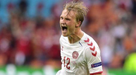Danska prvi četvrtfinalist Europskog prvenstva