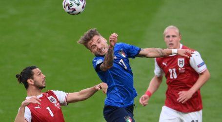Italija nakon produžetaka svladala čvrstu Austriju i izborila četvrtfinale u Munchenu