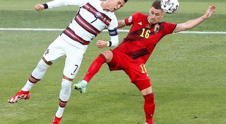 Oproštaj branitelja naslova od tunira, Belgija pogotkom Thorgena Hazarda svladala Portugal i izborila okršaj s Italijom u Munchenu