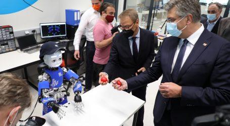 U Zagrebu otvorena CRTA, Regionalni centar izvrsnosti za robotske tehnologije