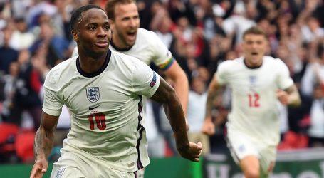 Engleska konačno uspjela svladati Njemačku, Sterling i Kane strijelci za veliko slavlje 'Tri lava' u Londonu