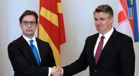 """Milanović: """"Nepametno i neobjašnjivo dugo čekaju se pregovori sa Sjevernom Makedonijom i Albanijom"""""""