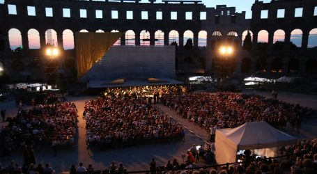 Ljetna klasika: Riječka Opera i simfonijski orkestar se vraćaju u pulsku Arenu