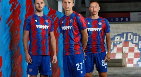 Hajduk predstavio dizajn novog gostujućeg dresa
