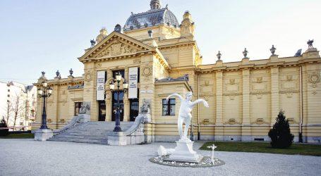 Izložbe zbog potresa preseljene ispred Umjetničkog paviljona