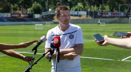 """Gustafsson: """"Drago nam je što prvu utakmicu igramo na Poljudu, nadam se da će nas navijači moći vidjeti uživo"""""""