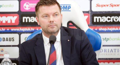 """Prvi intervju Jensa Gustafssona nakon preuzimanja Hajduka: """"Rezultat je primarna stvar"""""""