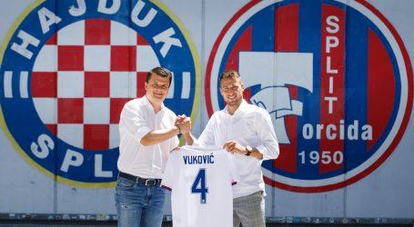 Josip Vuković se nakon šest godina vratio u Hajduk