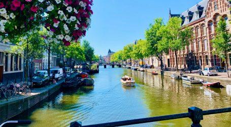 Amsterdamskim kanalima će u budućnosti ploviti autonomni čamci