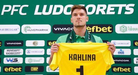 Ludogorec odlučio zadržati Kristijana Kahlinu