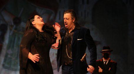 HNK Ivana pl. Zajca: Izvedba opere 'Cavalleria rusticana' u ponedjeljak će početi pola sata kasnije, zbog utakmice