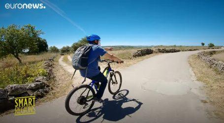 Moveletur: Turisti mogu besplatno voziti električne bicikle na brojnim stazama
