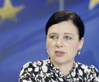 VERA JOUROVÁ: 'Transparentnost vlasništva u medijima i državnom oglašavanju ključna je za vladavinu zakona'
